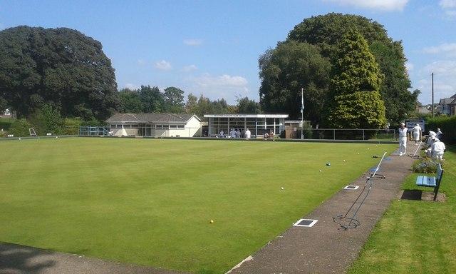 Heavitree Bowls Club, Exeter