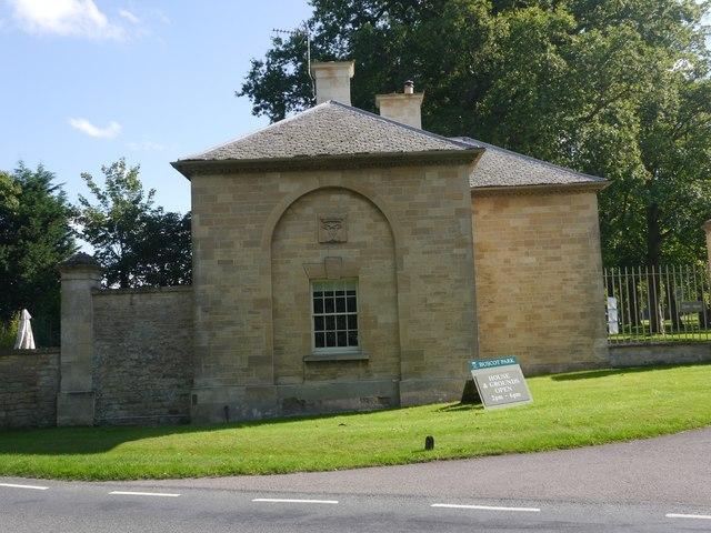 Buscot Park, West Lodge