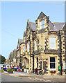 NU1734 : The Victoria Hotel, Bamburgh by Des Blenkinsopp