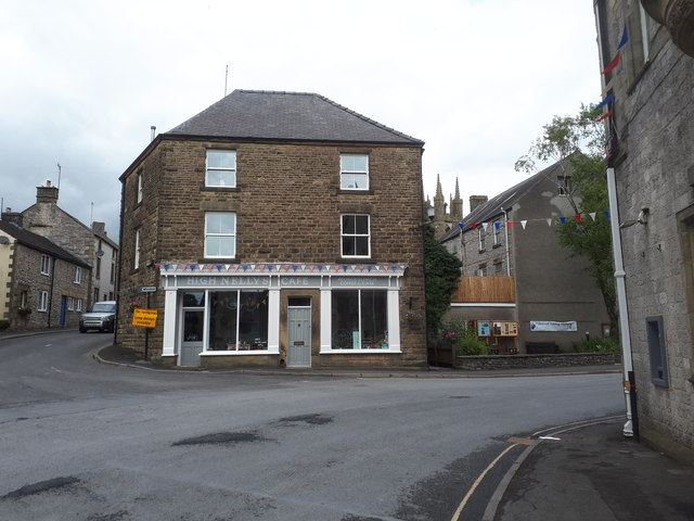 Tideswell-High Nelly's Cafe