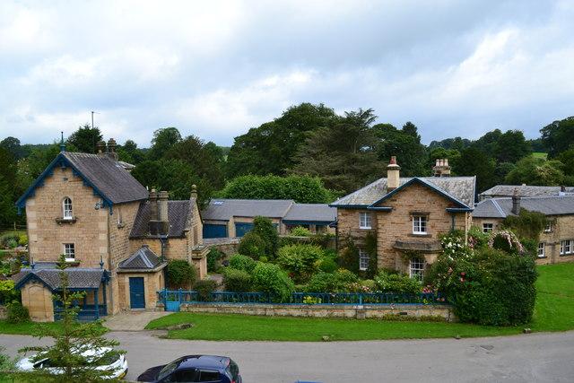 Edensor Estate Houses