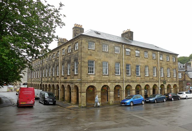 Buxton-The Square