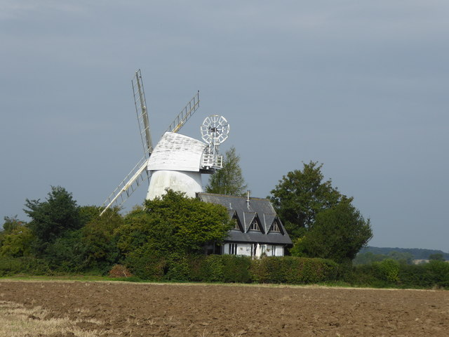 Great Bardfield Windmill