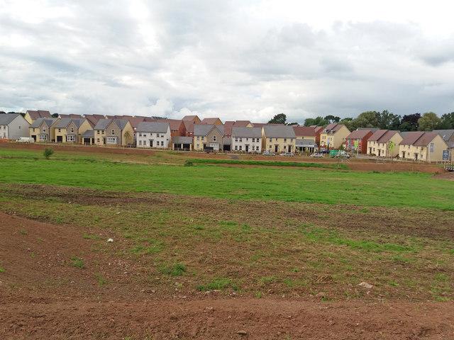 Cullompton: Saxon Fields Development
