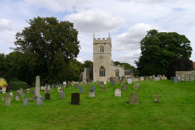 Church of St Andrew and St Mary, North and South Stoke with Easton