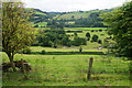 SO2773 : The valley of the River Teme below Balls Cottage by Bill Boaden