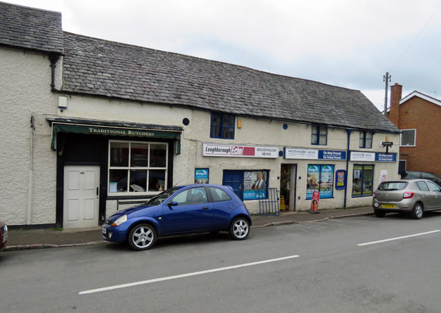 Shops in Woodhouse Eaves