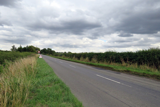 South Croxton Road eastwards
