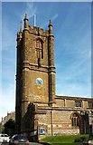 ST6601 : Parish Church of St Mary, Cerne Abbas by Derek Harper