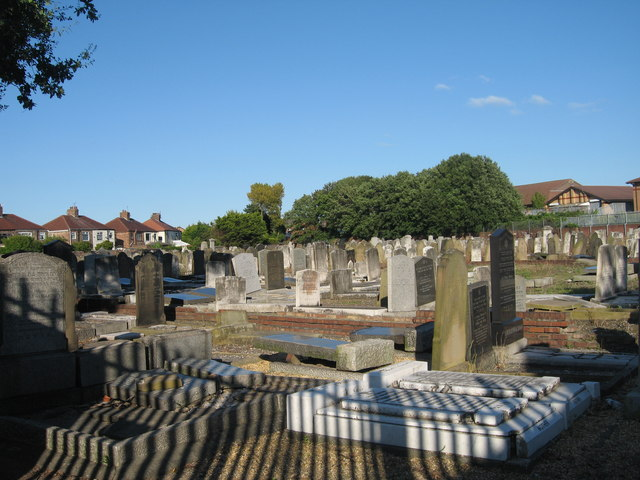 Rice Lane Jewish Cemetery
