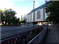 ST5973 : St. James Approach, Bristol by Geographer