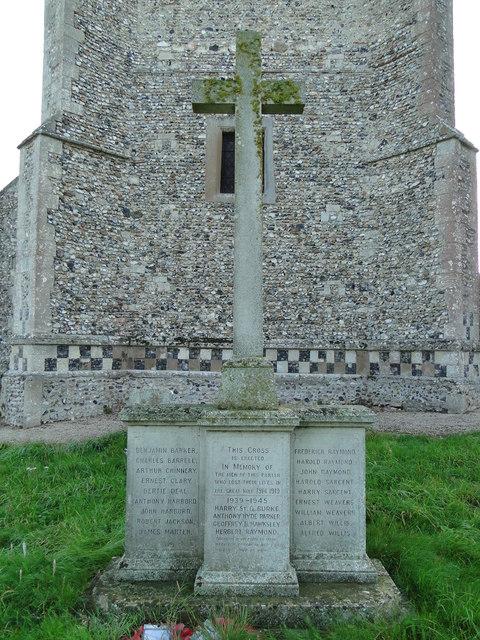 Bulmer War Memorial