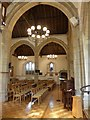 TQ1460 : Inside St Andrew, Oxshott  (b) by Basher Eyre