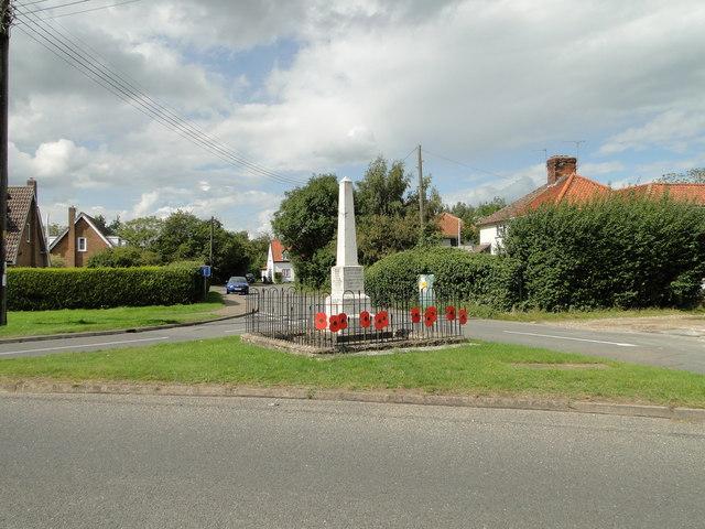 Worlington War Memorial