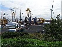 NT3698 : Fife Energy Park by John M