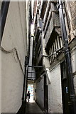 SO8318 : Maverdine Lane, Gloucester by Jeff Buck