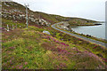 NL6497 : Allt Easdail - site of a Iron Age roundhouse and 18th century blackhouse by Mick Garratt