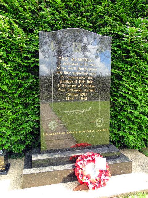 Rattlesden Airfield Memorial