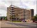 SJ8398 : New Bailey Car Park by David Dixon