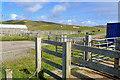NF7272 : Farmyard at Hosta by Mick Garratt