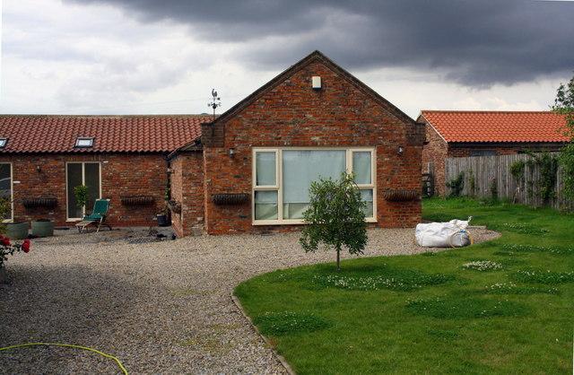 Housing at Fir Tree Farm
