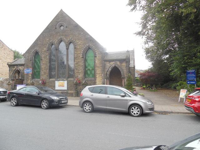 Whalley Methodist Church and Community Halls