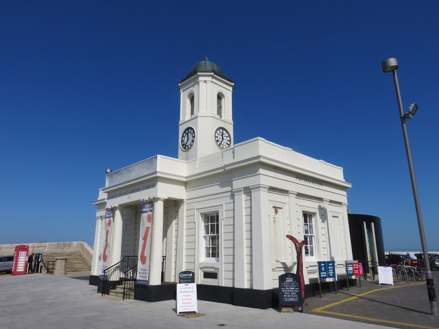 The Droit House , Stone Pier, Margate