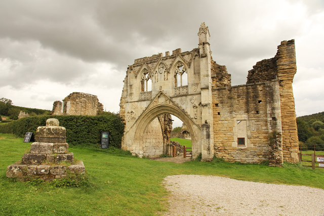 Kirkham Priory Gatehouse