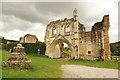 SE7365 : Kirkham Priory Gatehouse by Richard Croft