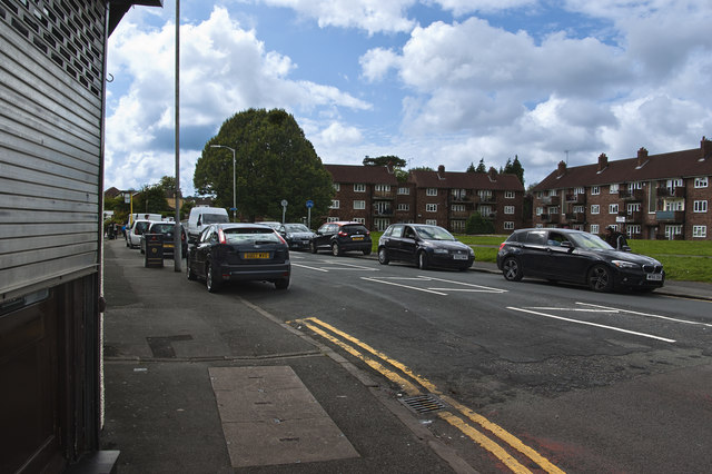 Town Lane, Woodhey