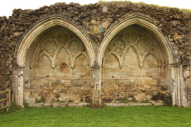 Kirkham Priory, Laver