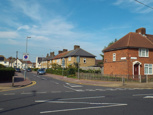 Flamstead Road, Becontree