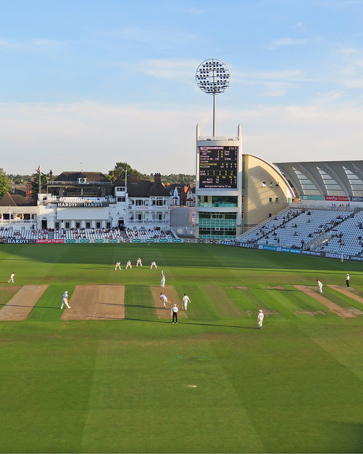 Trent Bridge: twenty wickets on the first day