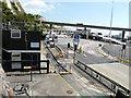 TR3241 : Dover Eastern Docks by John Baker