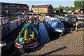 SP7287 : Union Wharf, Market Harborough : Week 35
