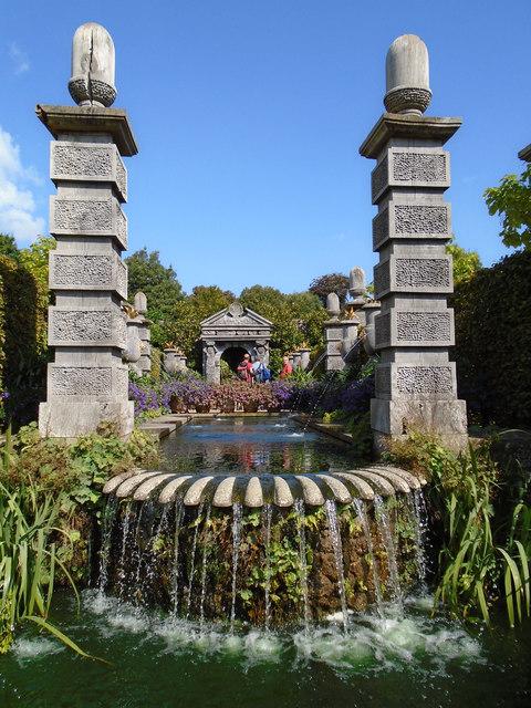 Earl's Garden, Arundel Castle