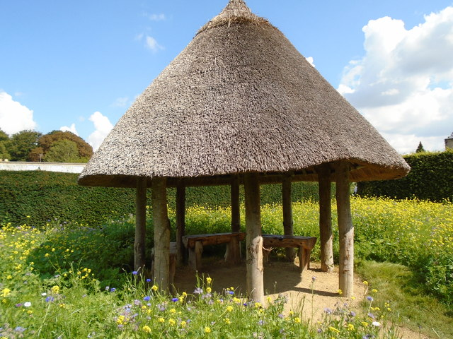 Thatched Hut, Arundel Castle grounds