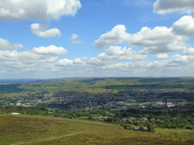 Darwen and Oswaldtwistle Moor