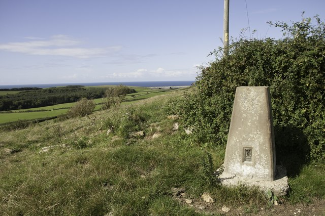 Merry Hill trig point