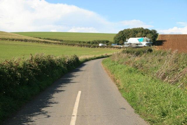 Merry Hill Barn