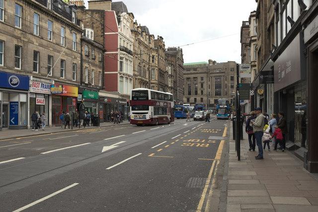 Shandwick Place, Edinburgh