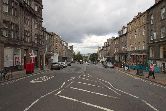 Frederick Street, Edinburgh