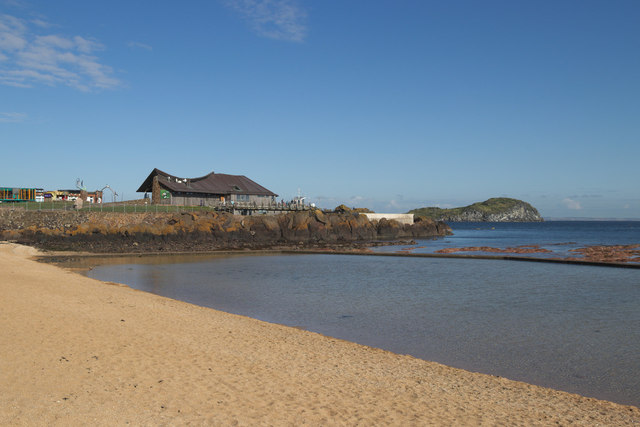 Tidal Pool, North Berwick