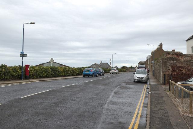 Bayswell Road, Dunbar