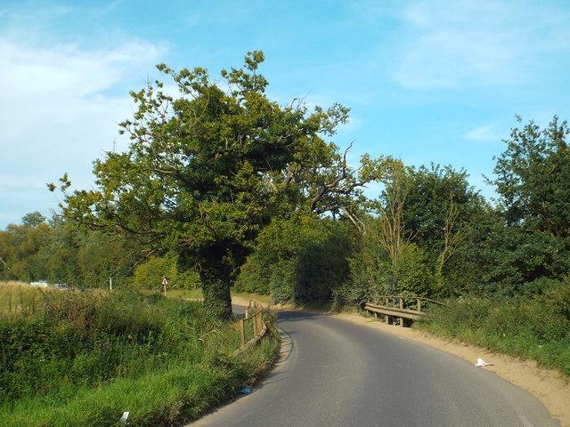 Launder's Lane, near Rainham