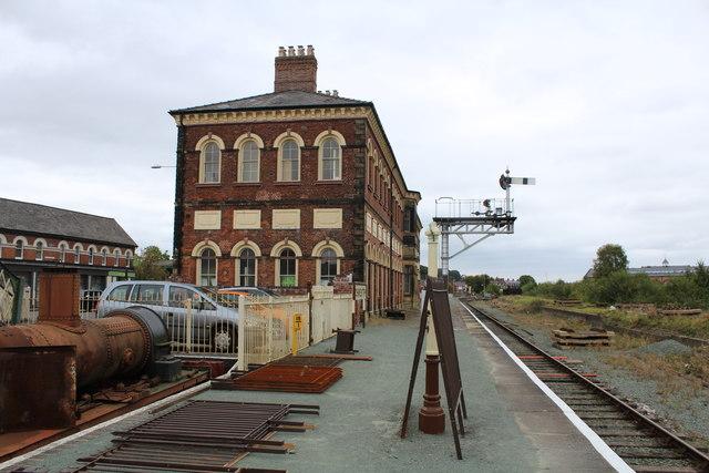 Oswestry station