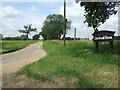 TL4734 : Farm Drive by Keith Evans
