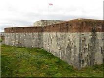 SZ6497 : Southsea Castle by Steve Daniels