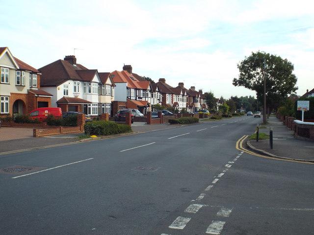 Corbets Tey Road, near Upminster