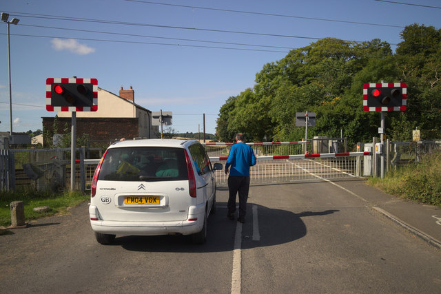 Beal Level Crossing